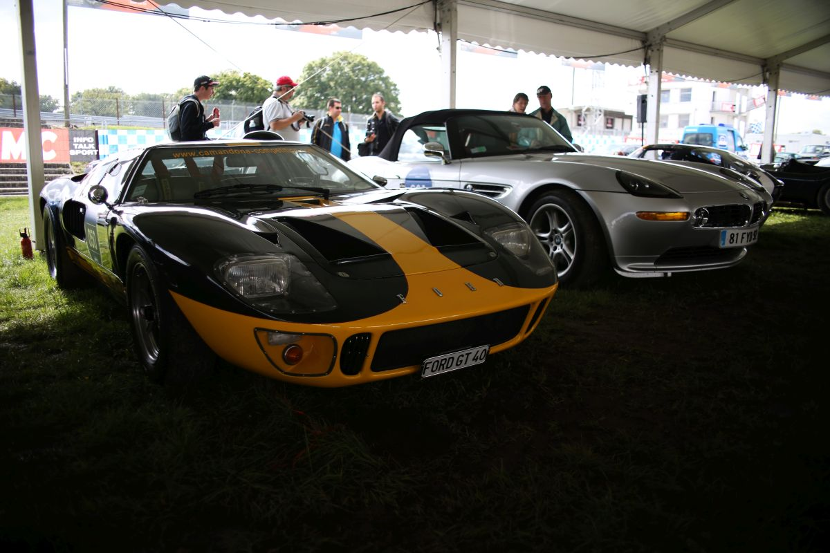 Ford GT40 (1955)