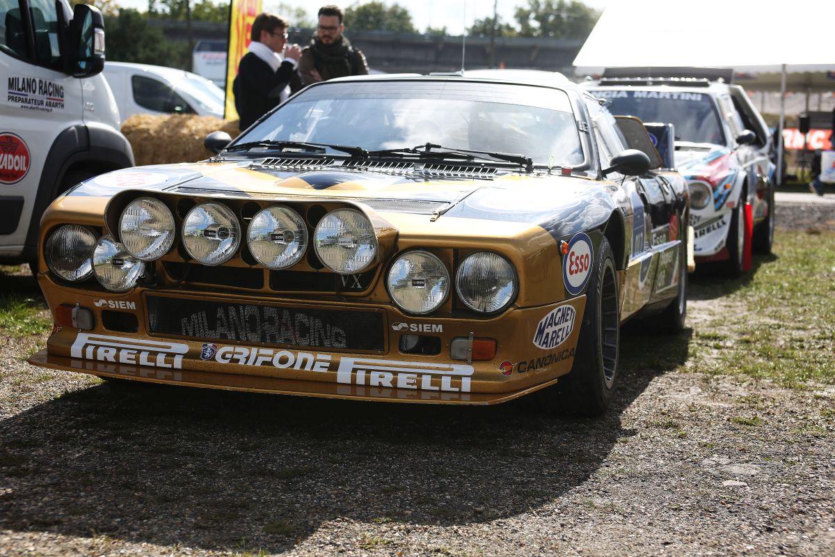 Lancia Group B