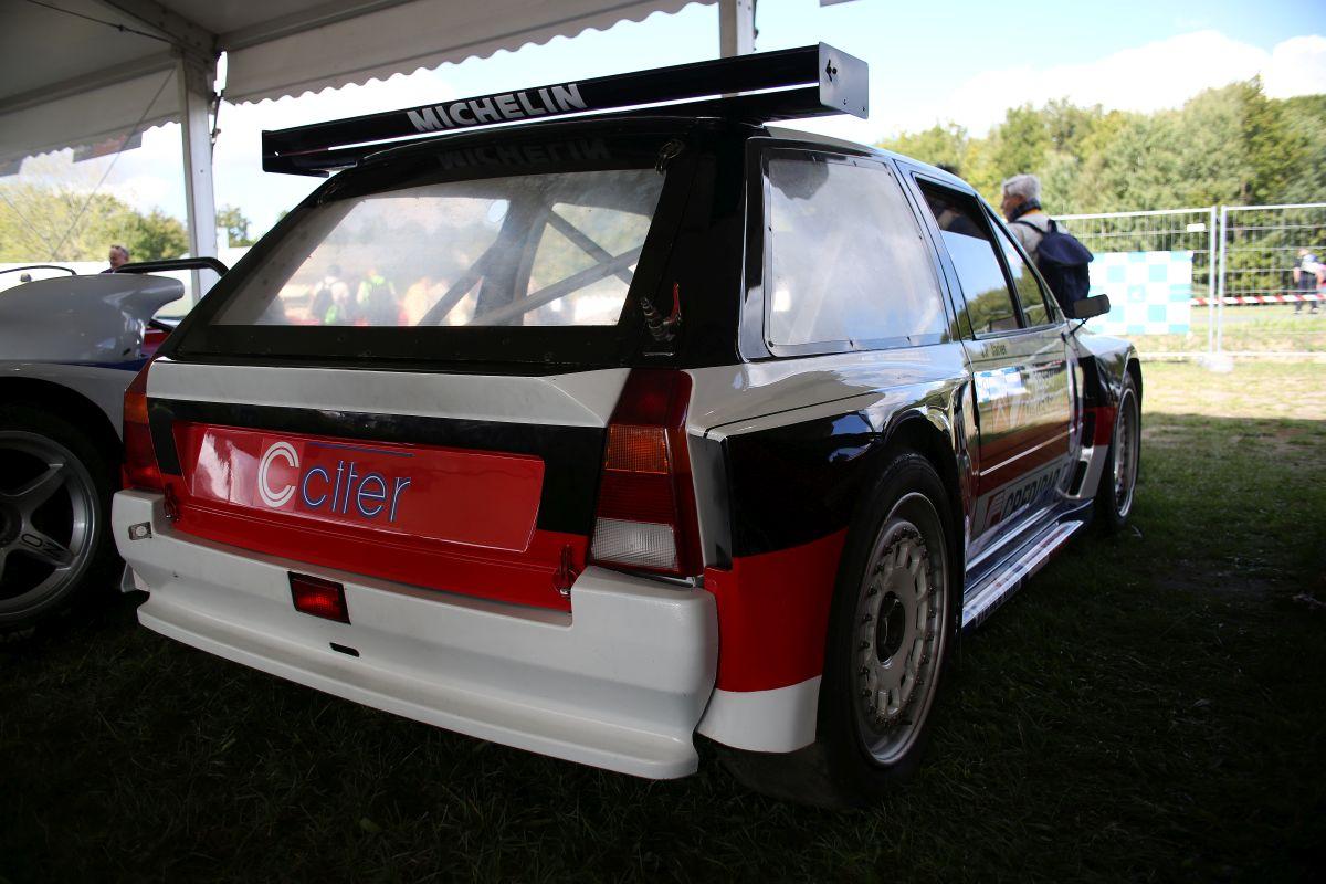 Citroen AX Super production (1987)