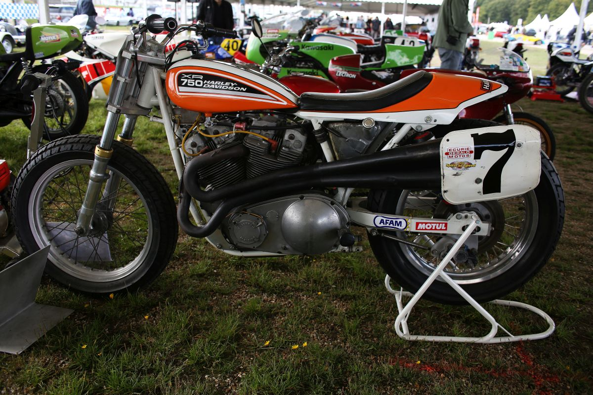 Harley-Davidson 750 XR
