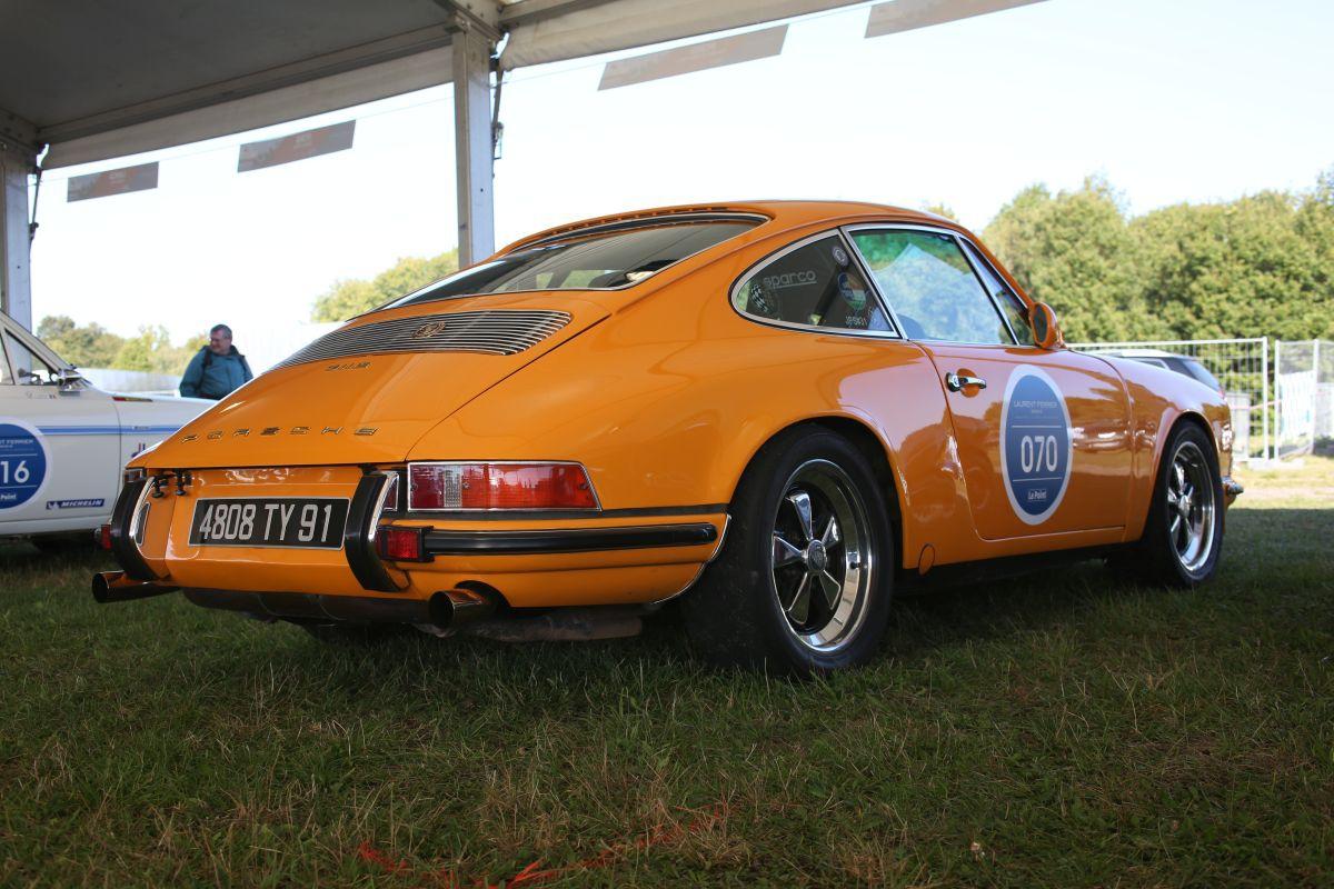 Porsche 911 (1970)