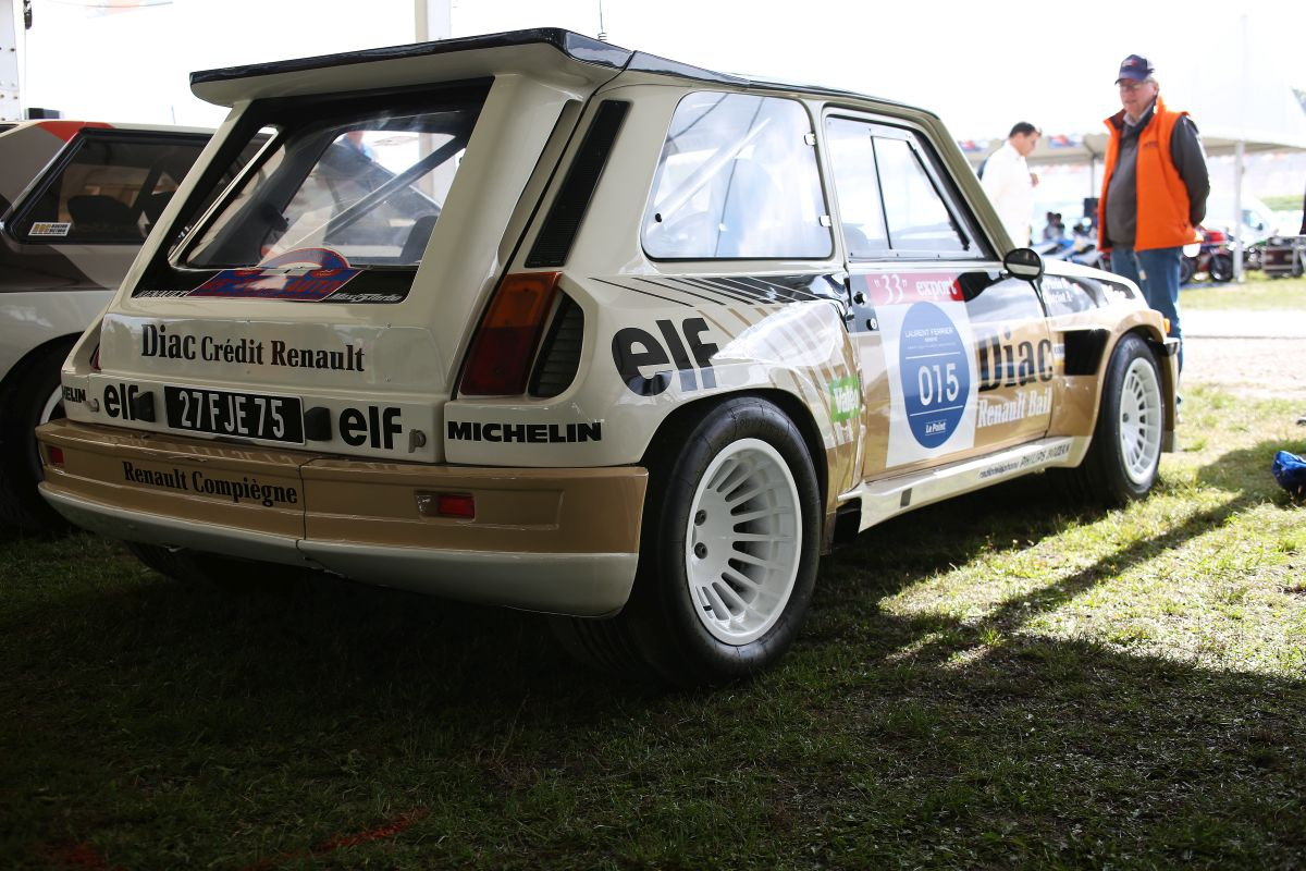 Renault 5 Turbo Maxi