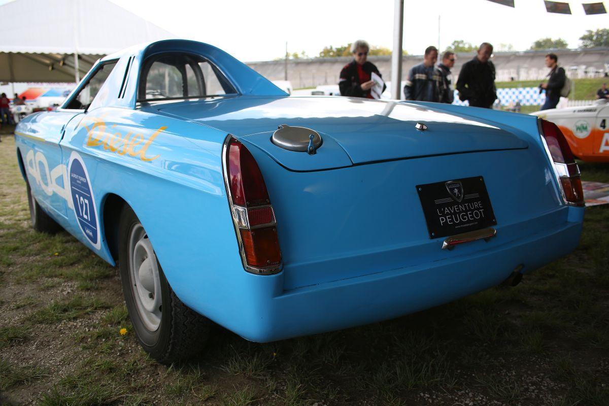 Peugeot 404 Diesel