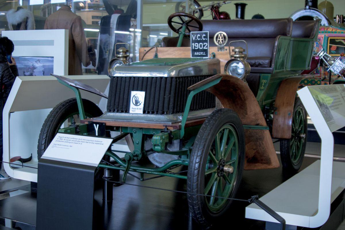 Argyll model 6 1902