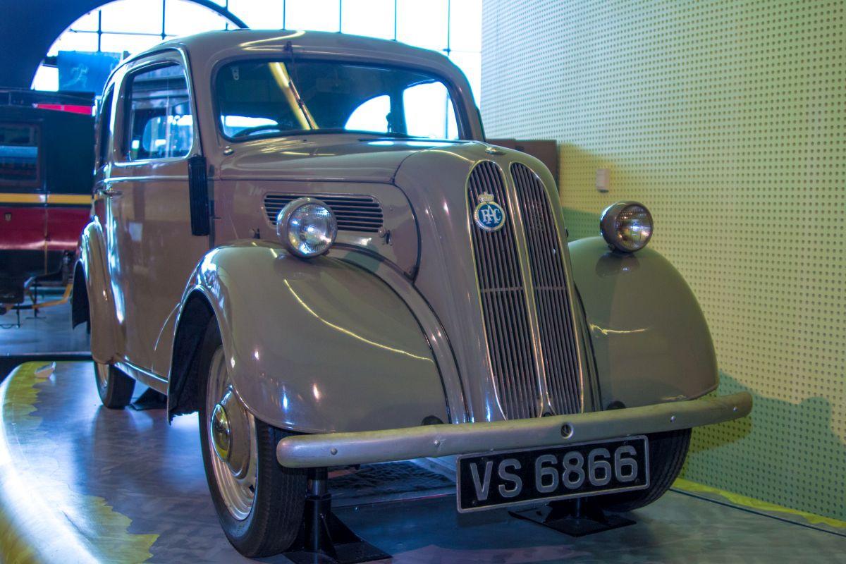 Ford Popular 103e 1955