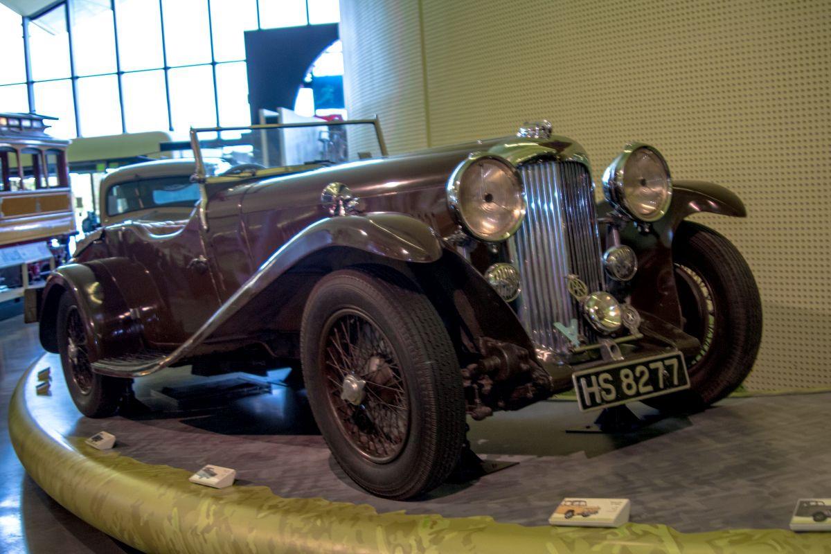 Lagonda Rapide Open Tourer 1935