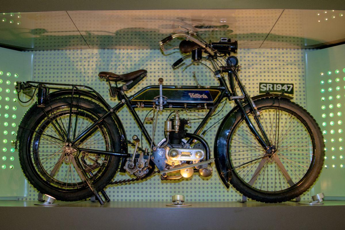 Victoria 2,5 hp 1920