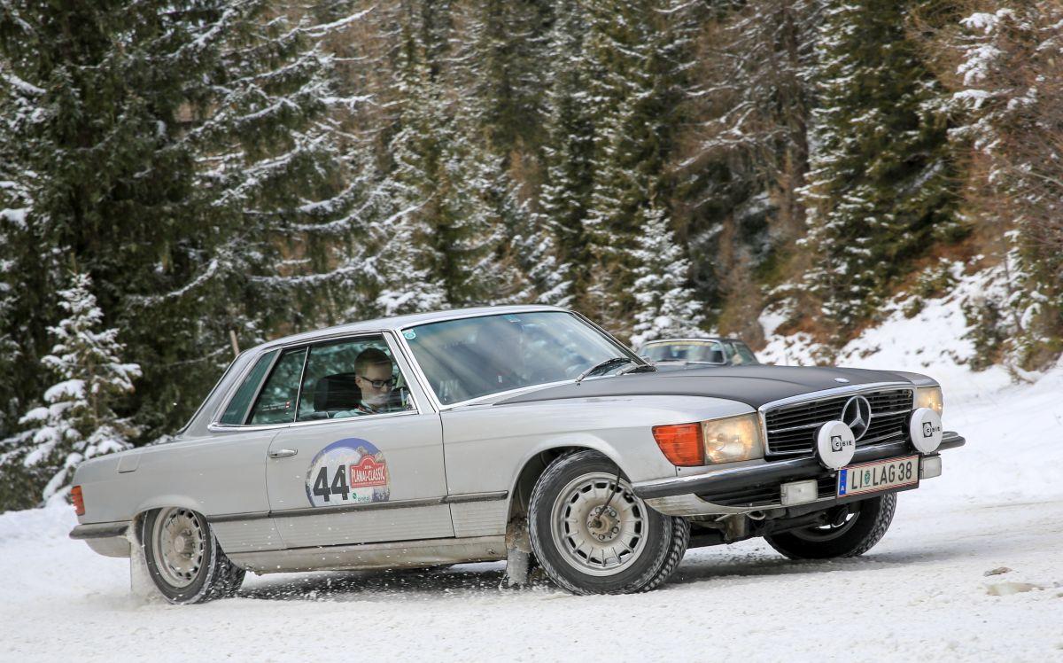Mercedes-Benz 350 SLC, r.v. 1972.