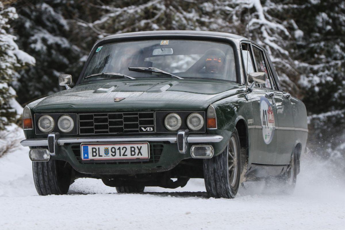 Rover 3500S, r.v. 1972.