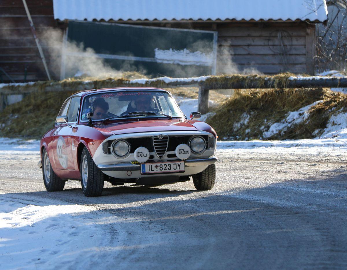 Alfa Romeo GT Junior, r.v. 1968.