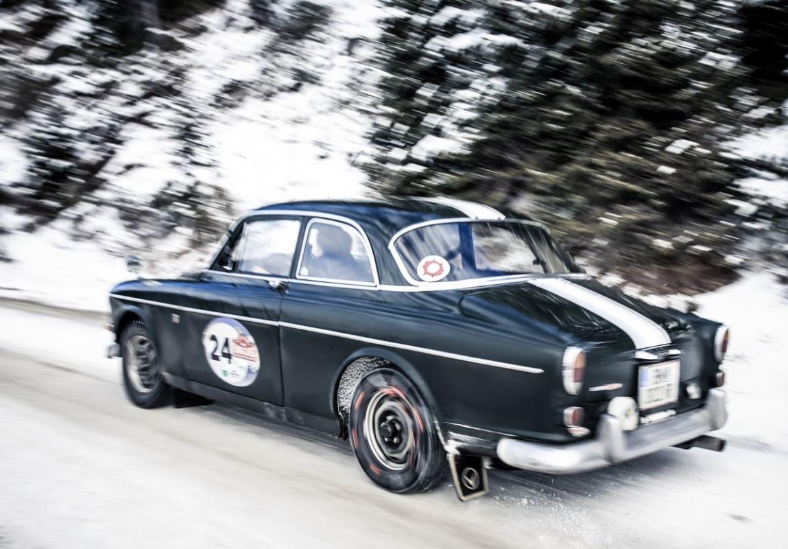 Volvo 123 GT, r.v. 1968
