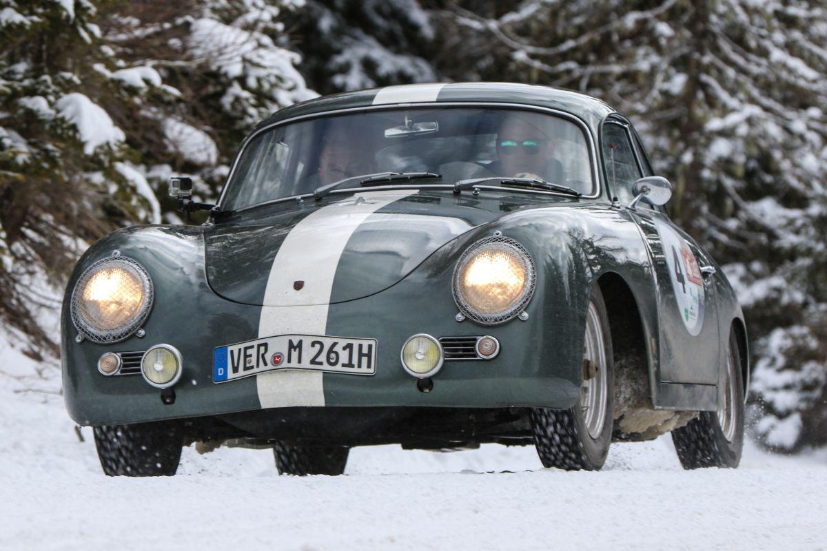 Porsche 356 A, r.v. 1955.