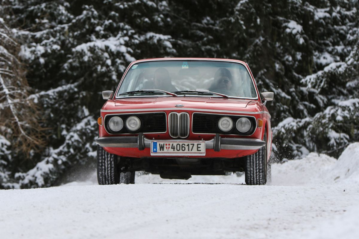 BMW 2500 Coupe, r.v. 1968.