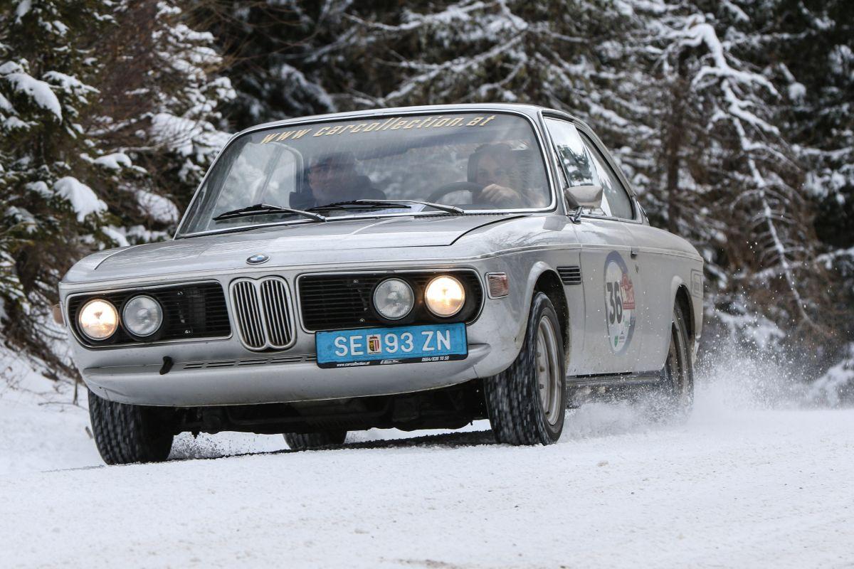 BMW 3,0 CSL, r.v. 1972.