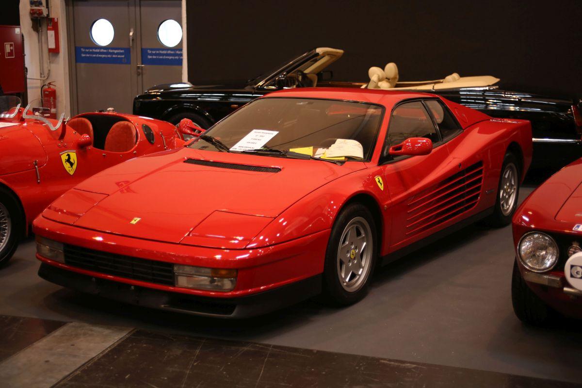 Ferrari Testarossa (1992)