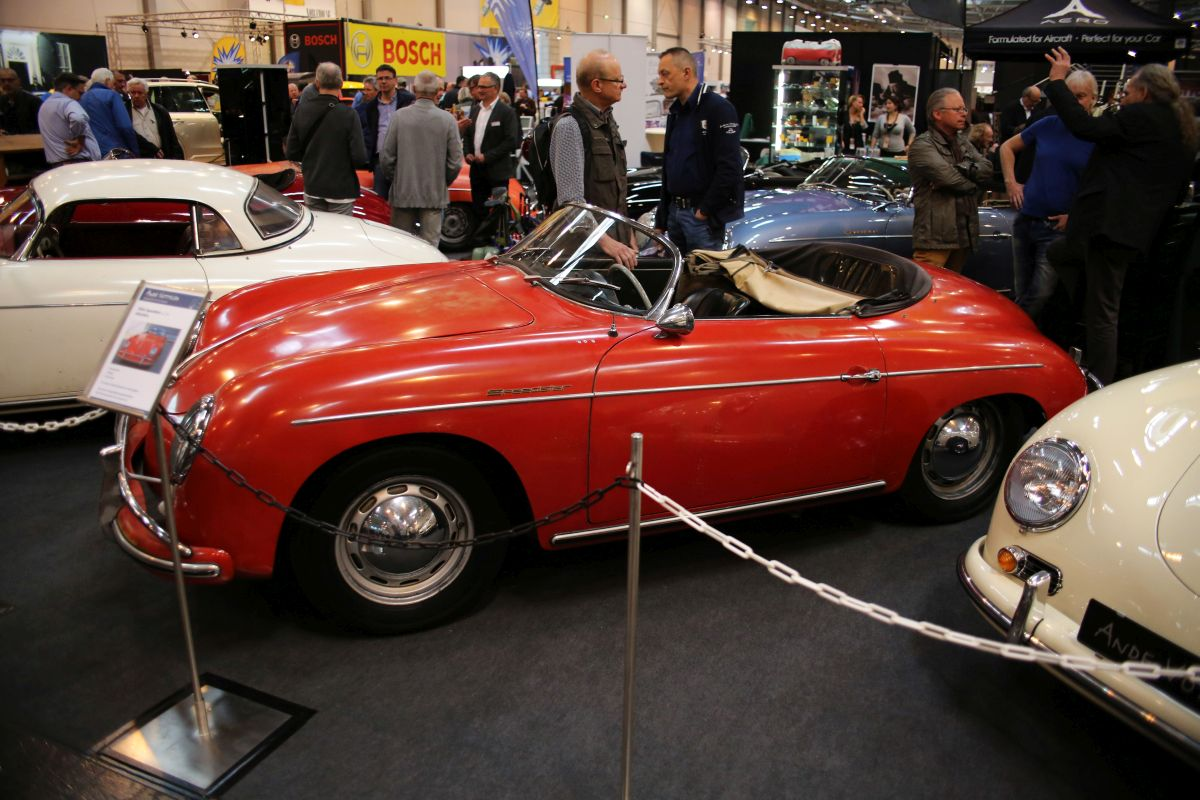 Porsche 356A Speedster (1957)