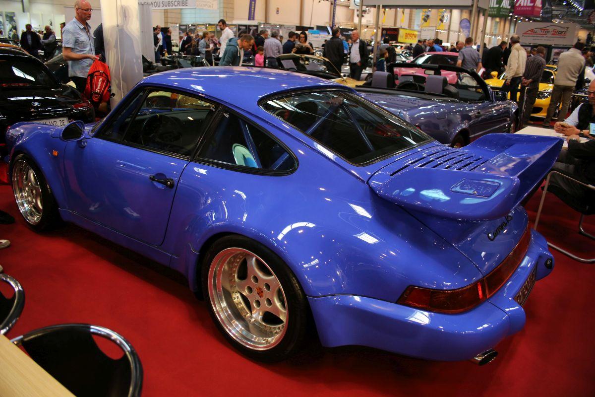 Porsche 911 RS 3,8