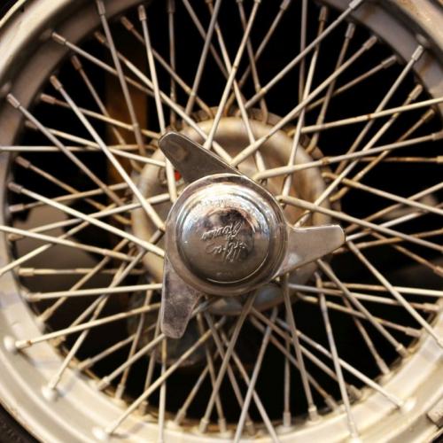 Alfa Romeo 1900 Sport Spider (1954)