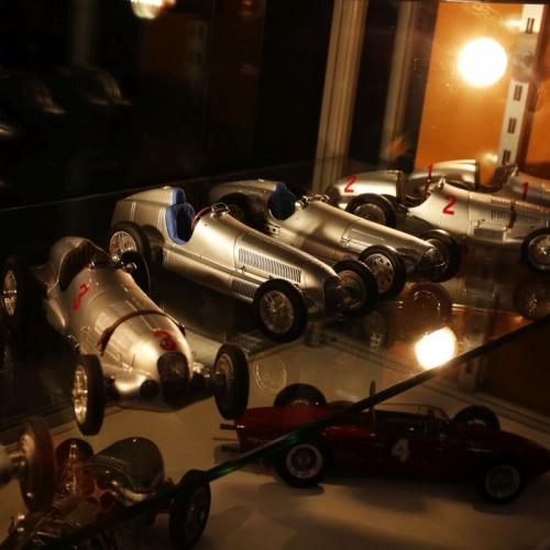 Modely autíčok