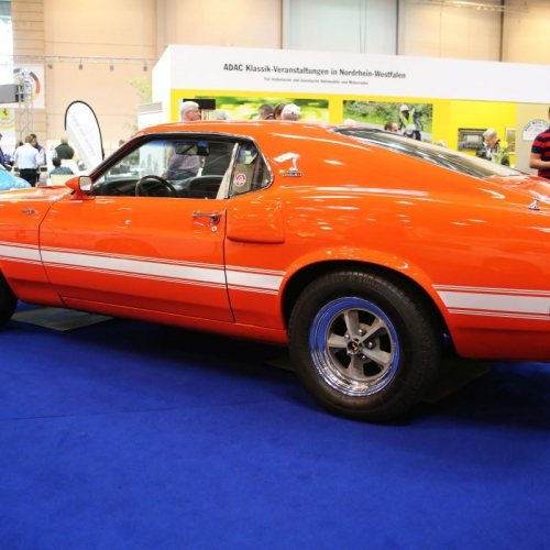 Forg Mustang GT500 Shelby