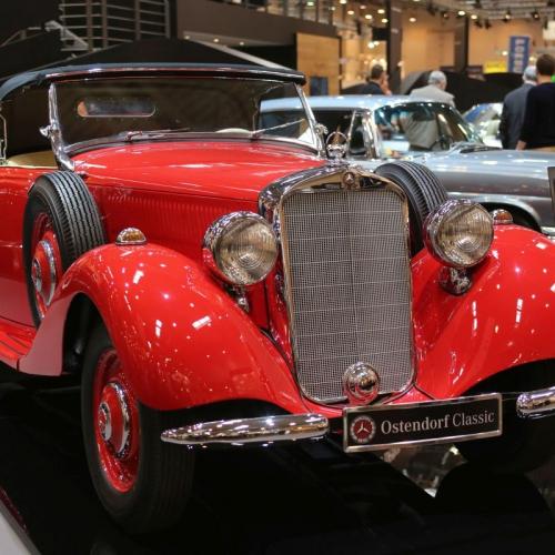 Mercedes-Benz 230N Sport Roadster (1937)