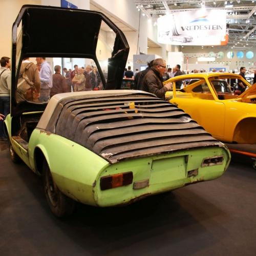 Porsche 911 HLS (1966)