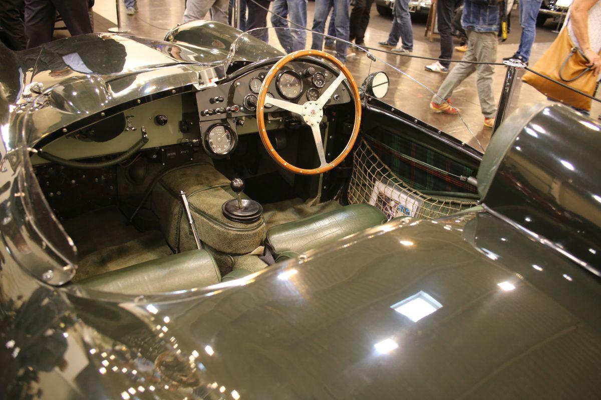 Aston Martin DBS3/108 Competition (1955)