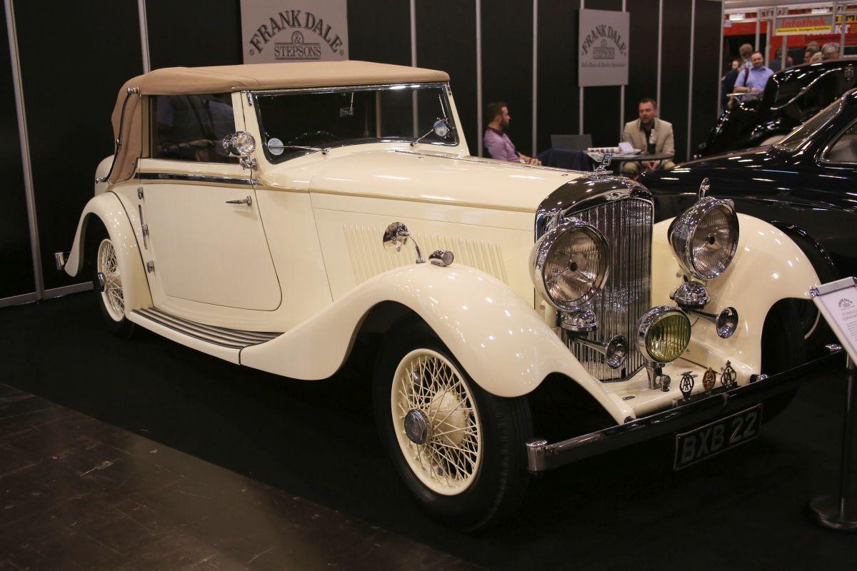 Bentley 3 1/2 (1935)