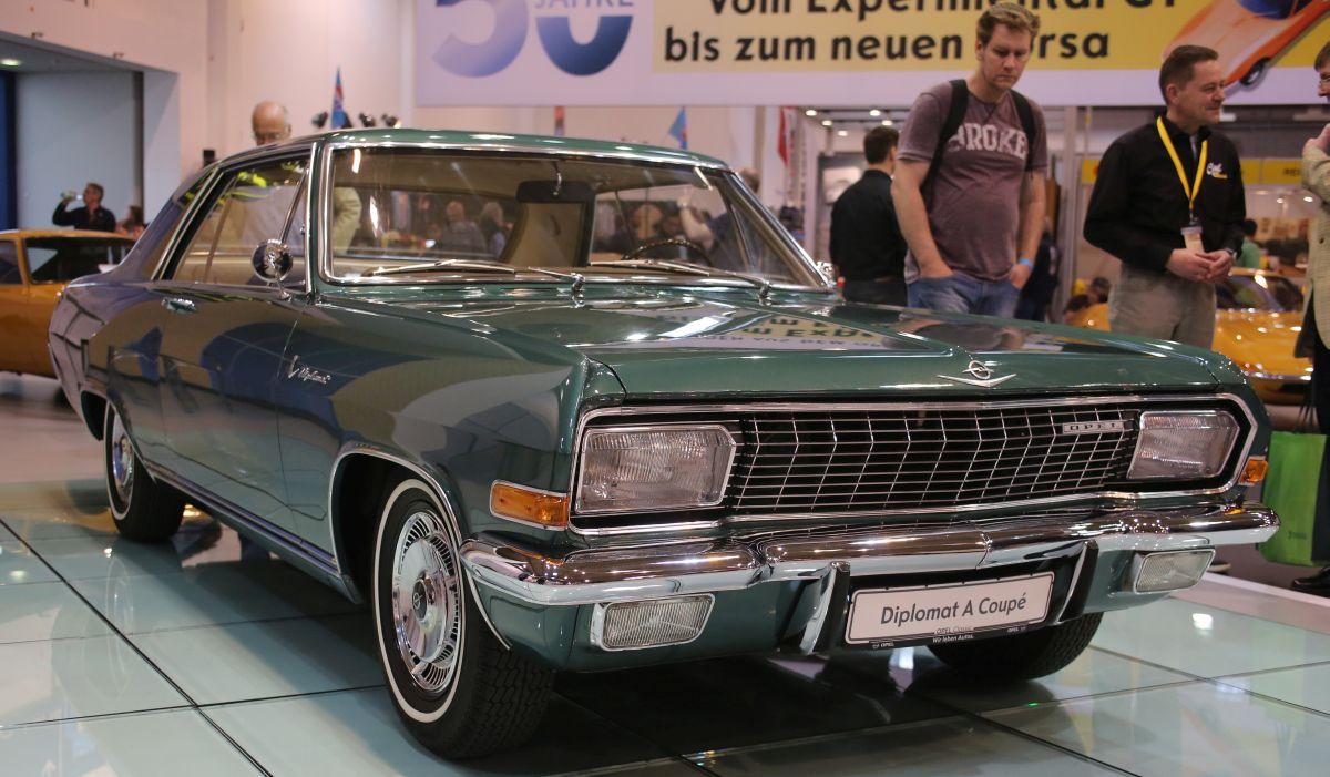 Opel Diplomat A V8 (1967)