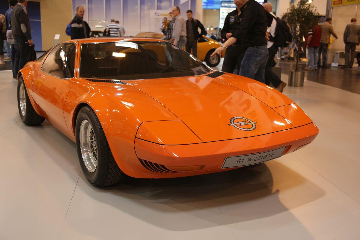 Opel Genevé - dizajnová štúdia