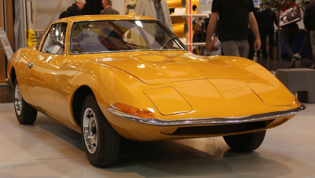 Opel GT - experimentálny model