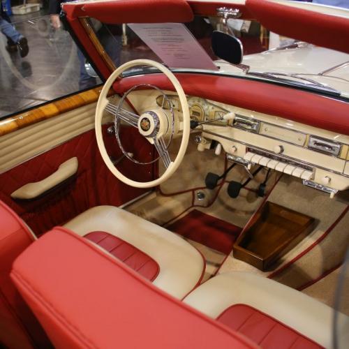 Borgward Isabella Coupé Cabriolet (1959)