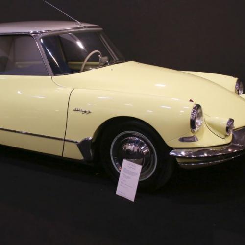 Citroen DS19 Berline (1959)