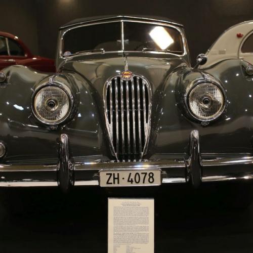 Jaguar XK140 Drophead (1956)