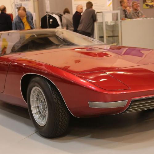 Opel - dizajnová štúdia z roku 1969
