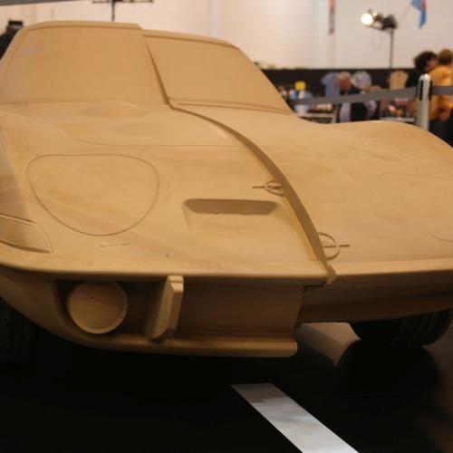 Opel GT - porovnanie štúdie a reálneho vozidla