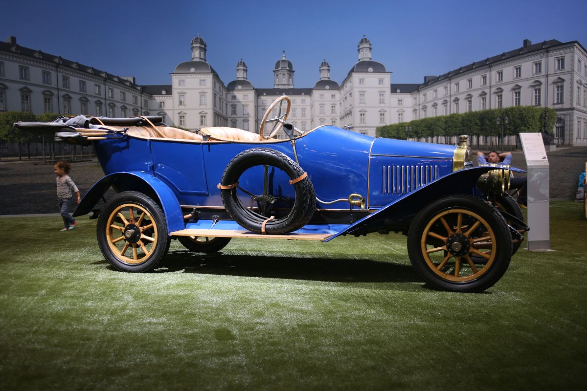 Laurin&Klement Type S (1911)