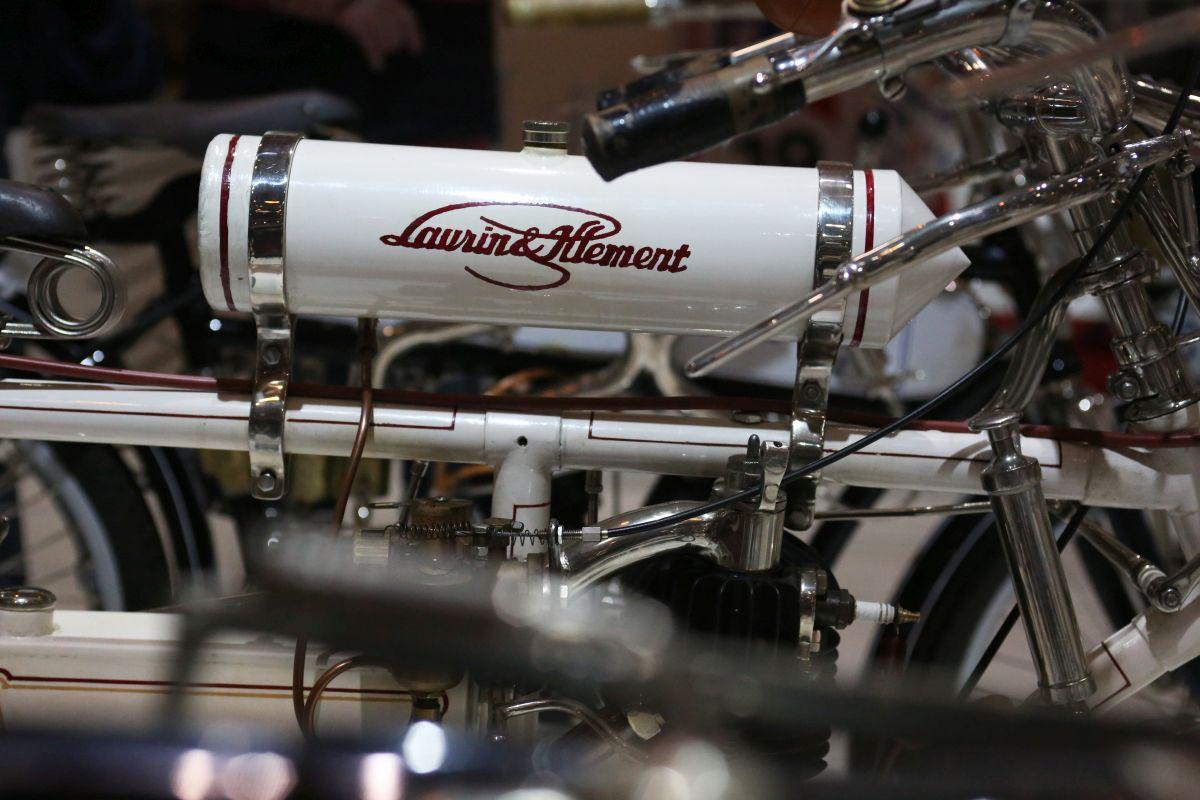 Motocykle značky Laurin&Klement