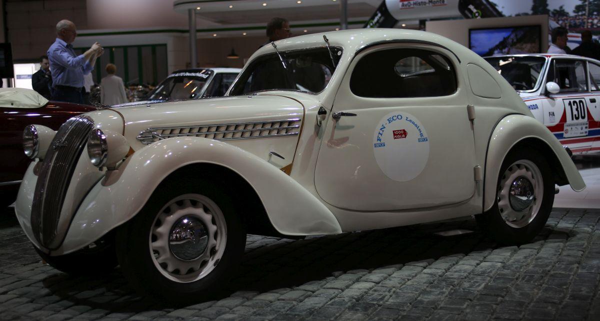 Škoda Popular typ 912 tzv. Malá dohoda