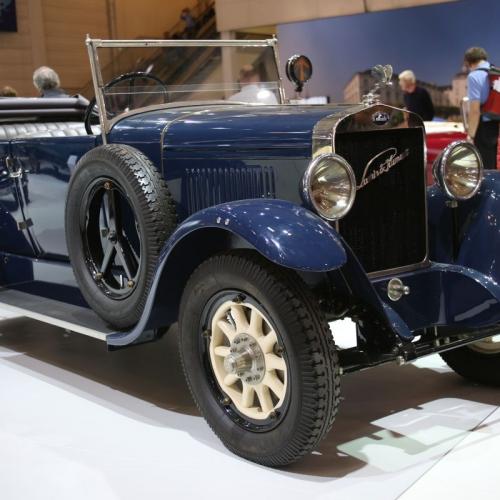 Laurin&Klement Škoda 110 (1928)