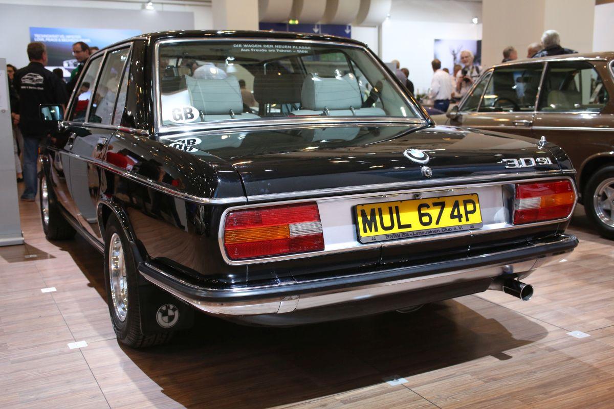 BMW 3.0 Si (1975)