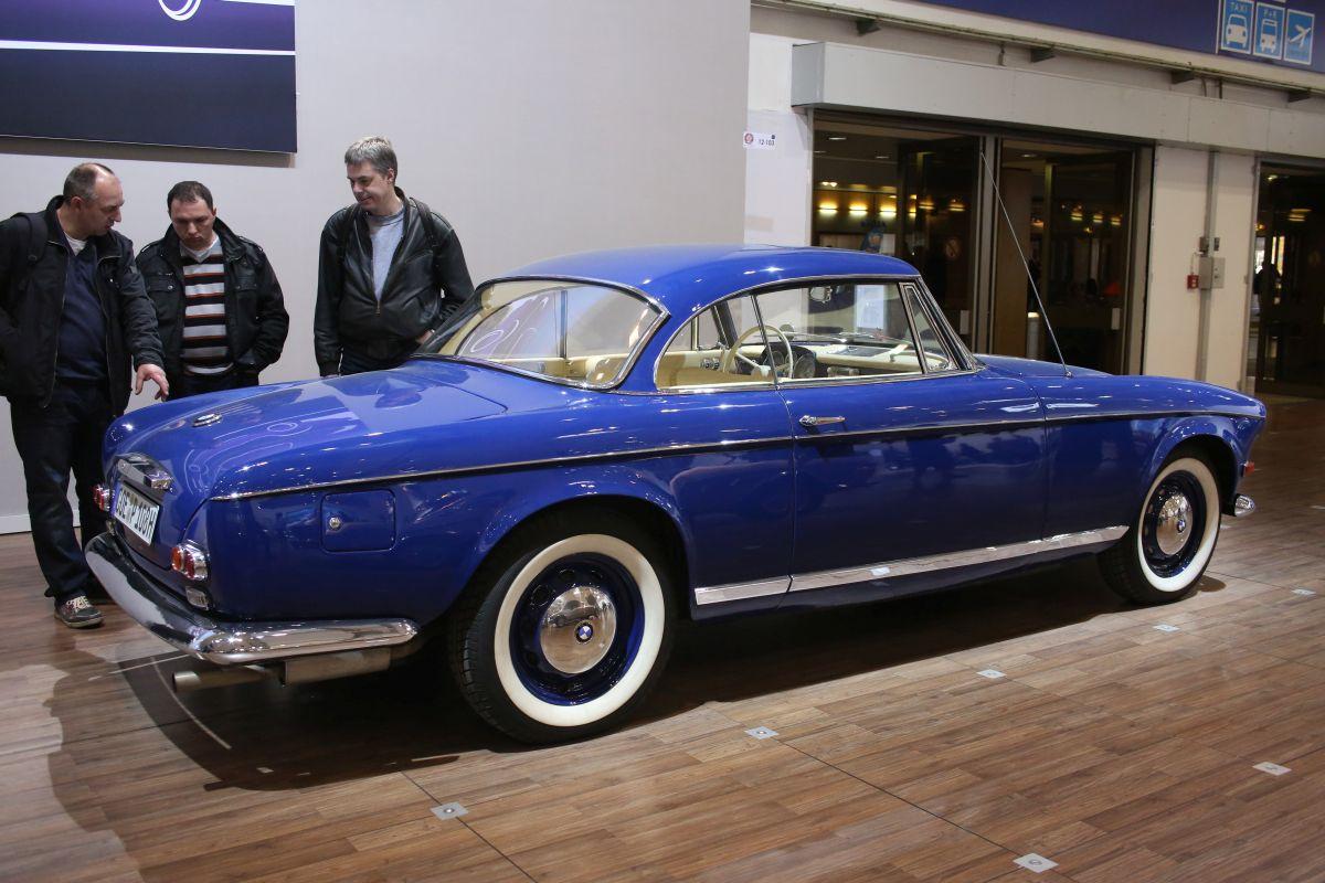 BMW 503 Coupé (1959)