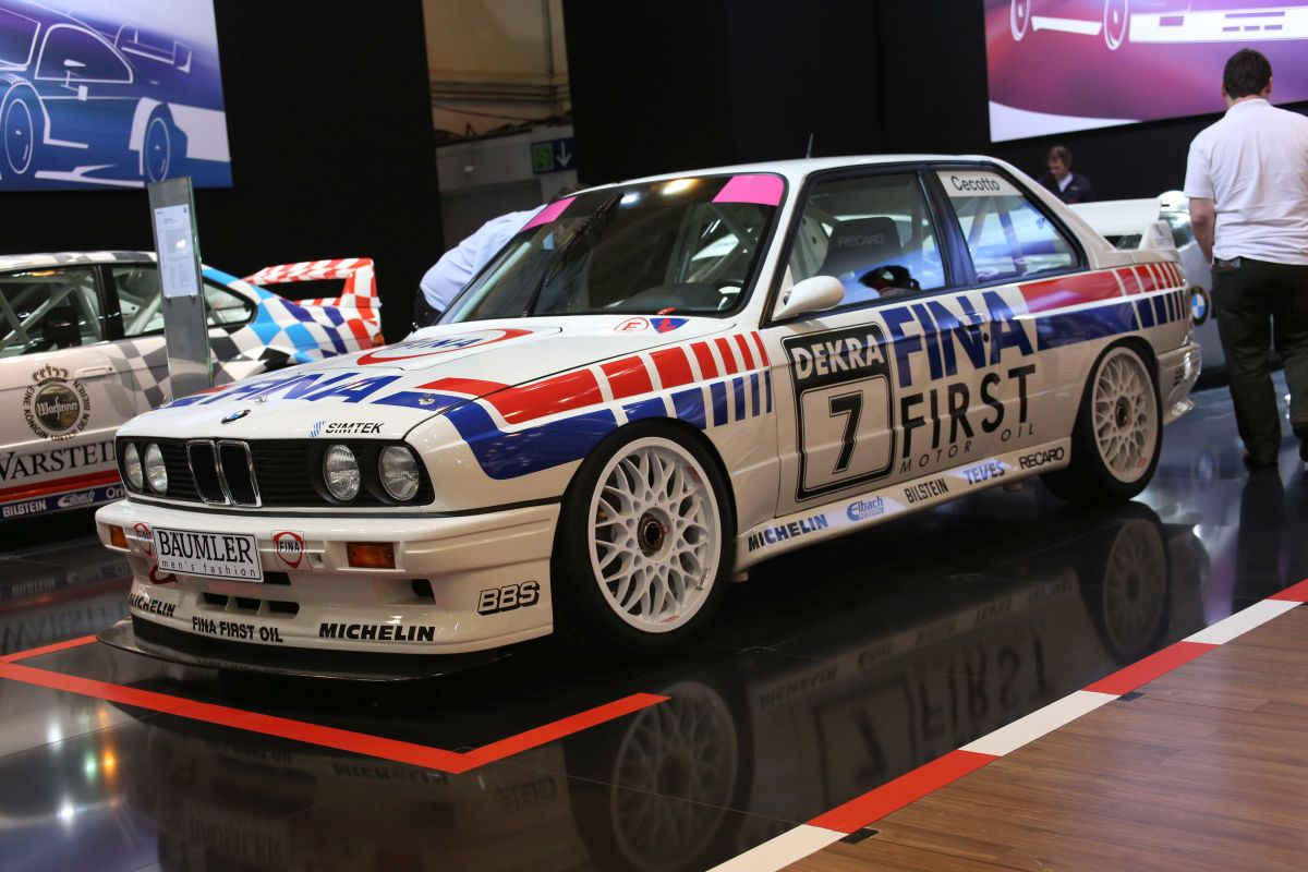 BMW M3 Group A GTM