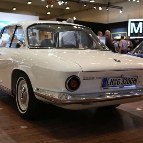 BMW 3200 CS (1964)