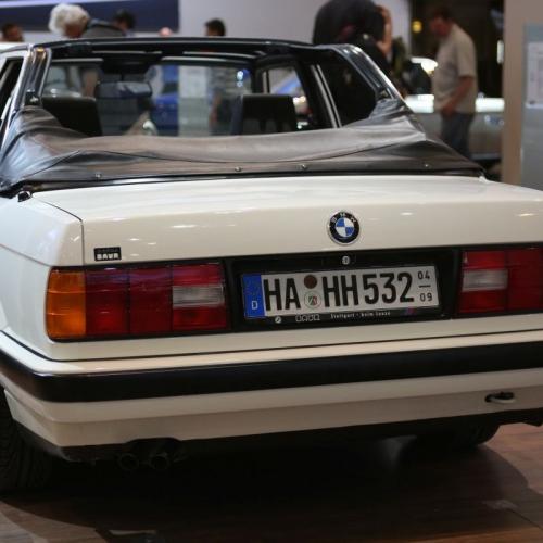 BMW 320i TopCabriolet Prototyp (1987)