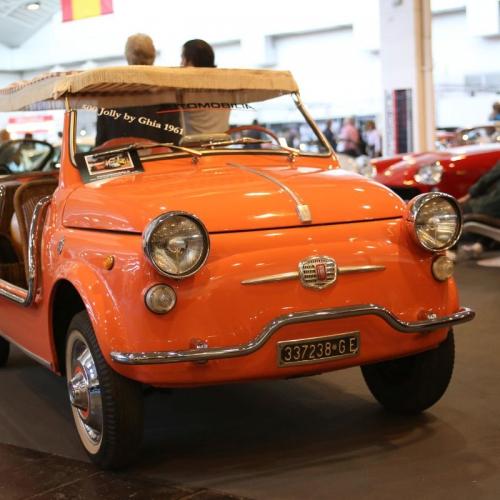 FIAT 500 Jolly by Ghia (1961)