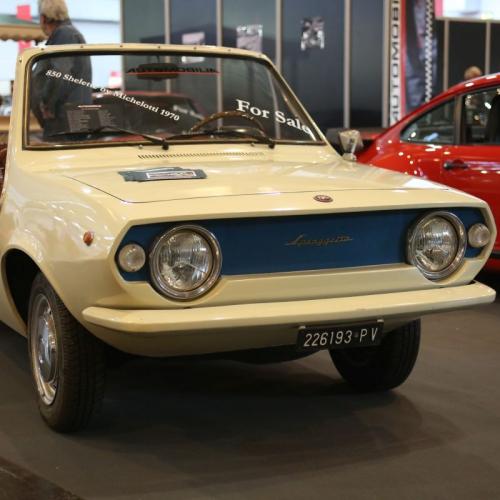 FIAT 850 Shellete (1970)