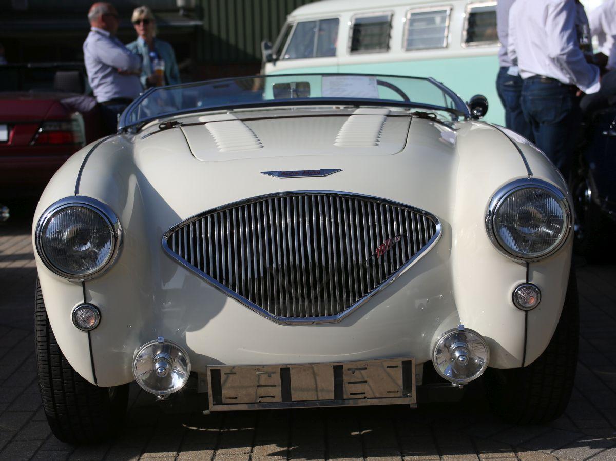 Austin Healey 100/4 Le Mans (1956)