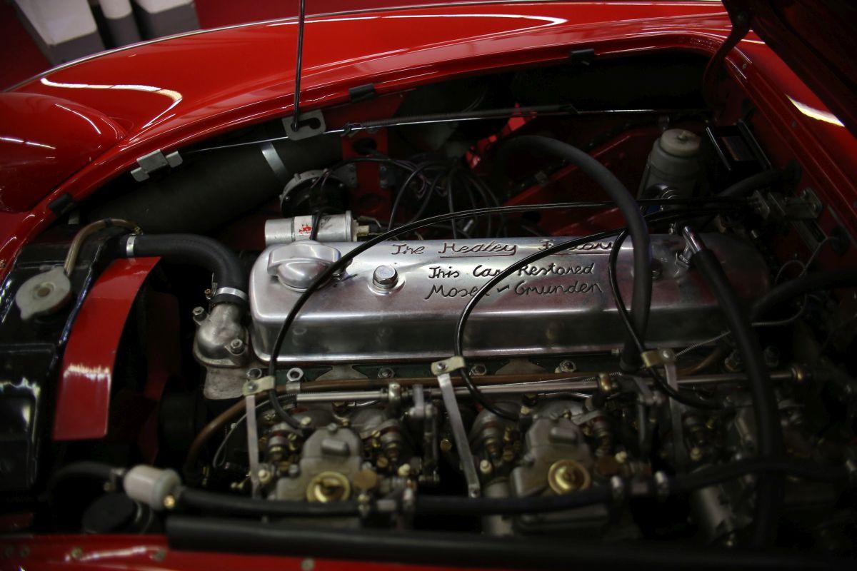 Austin Healey 3000 MKIII (1967)