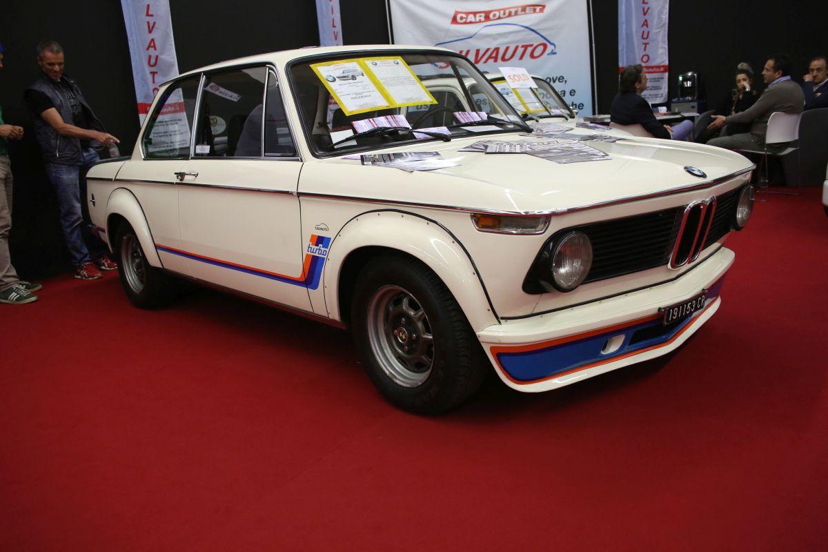 BMW 2002 Turbo (1975)